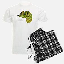 Veiled Chameleon Pajamas