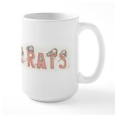 I LOVE RATS Mugs