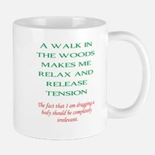 Walk in the woods Mug
