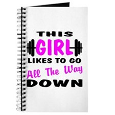 Go All The Way Down Journal