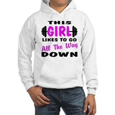 Go All The Way Down Hoodie