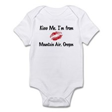 Mountain Air - Kiss Me Infant Bodysuit