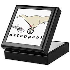 Unstoppable Keepsake Box