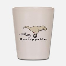 Unstoppable Shot Glass