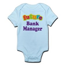 Future Bank Manager Infant Bodysuit