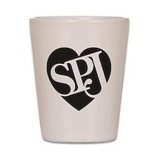 SPJ Love Shot Glass