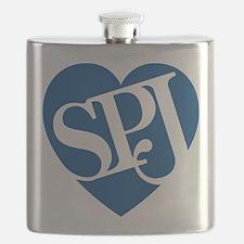 Classic SPJ Love Flask