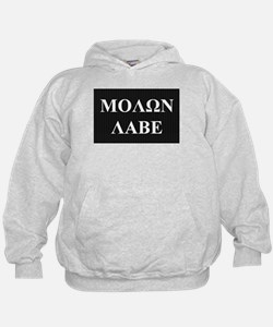 Come and Take It (Molon Labe Honeycomb) Hoodie