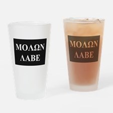 Come and Take It (Molon Labe Honeycomb) Drinking G