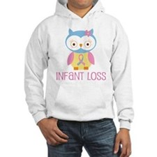Personalized Infant Loss ribbon Hoodie