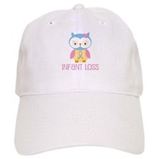 Personalized Infant Loss ribbon Baseball Cap