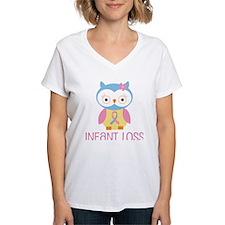 Personalized Infant Loss ribbon Shirt
