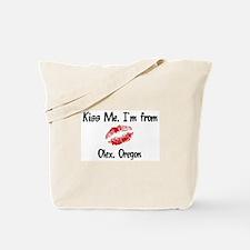 Olex - Kiss Me Tote Bag