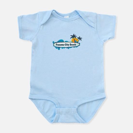 Panama City Beach - Surf Designs. Infant Bodysuit