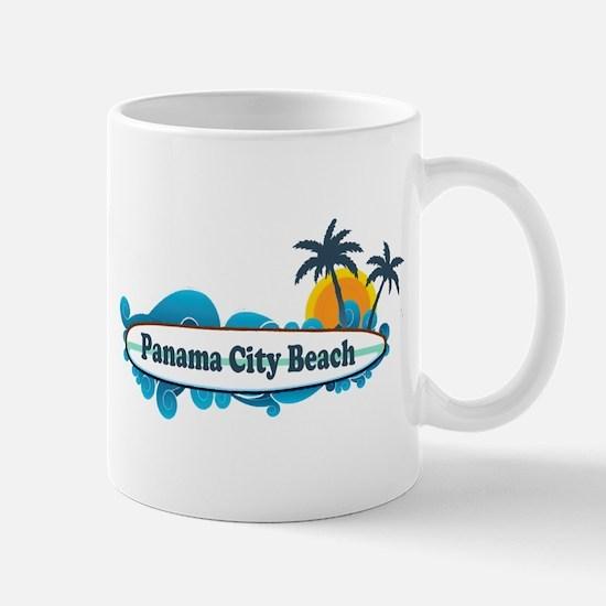 Panama City Beach - Surf Designs. Mug