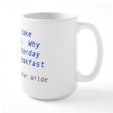 Wilde Exercise:  Mug