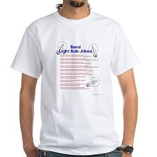 Band Light Bulb Jokes Shirt