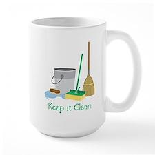 Keep It Clean Mug