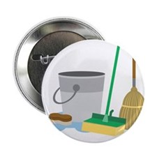 "Keep It Clean 2.25"" Button"