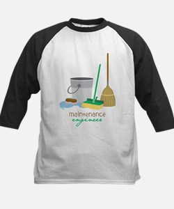 Maintenance Engineer Baseball Jersey