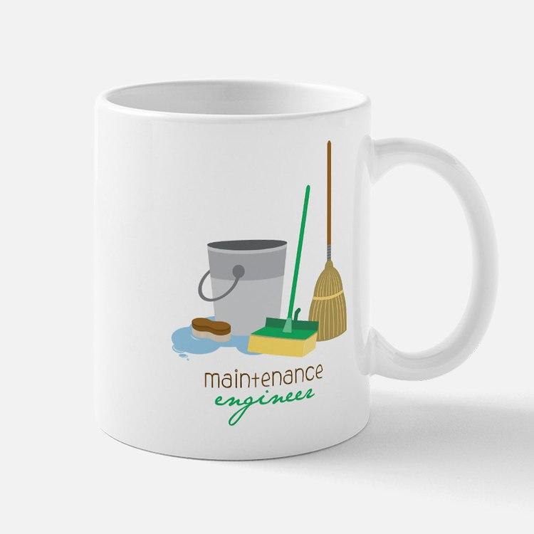 Maintenance Engineer Mug