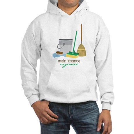 Maintenance Engineer Hoodie