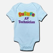 Future AV Technician Infant Bodysuit