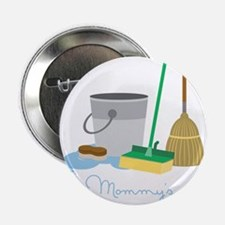 """Mommy's Little Maid 2.25"""" Button"""