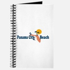 Panama City Beach - Map Design. Journal