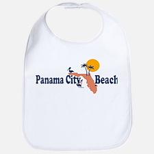 Panama City Beach - Map Design. Bib