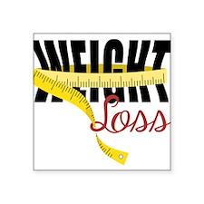 Weight Loss Sticker
