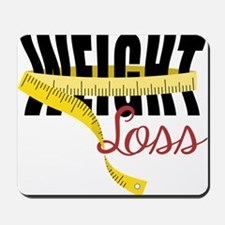 Weight Loss Mousepad