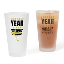 Another Year Drinking Glass