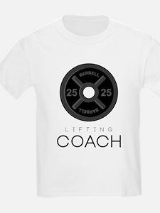Lifting Coach T-Shirt
