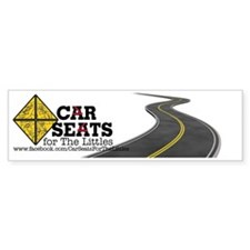 CSFTL Official Logo Bumper Sticker