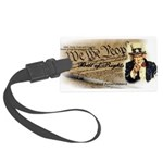 bill of rights 2nd admend1 lp Luggage Tag