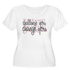 Challenge Plus Size T-Shirt