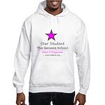 Genesis School Star Student, Pink Hoodie