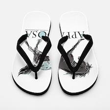 Appaloosa Horse Flip Flops