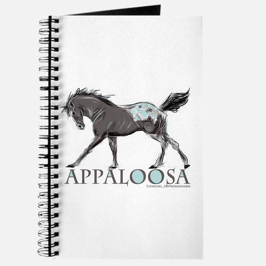 Appaloosa Horse Journal