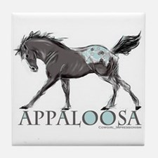 Appaloosa Horse Tile Coaster
