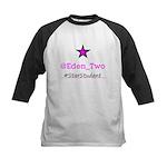 @Eden_Two #StarStudent Pink Baseball Jersey