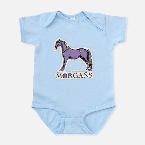 Morgan Horse Body Suit