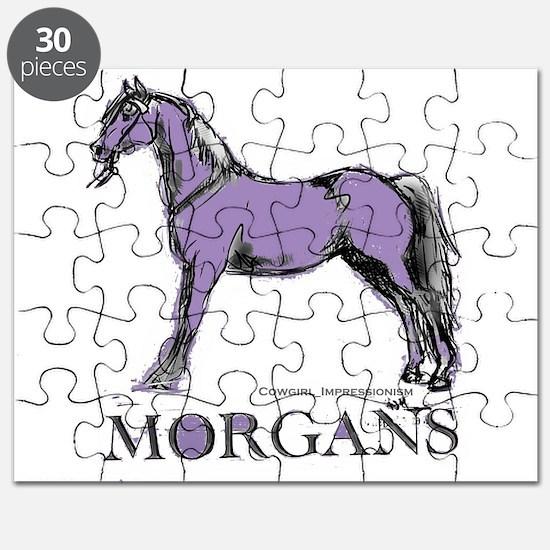 Morgan Horse Puzzle