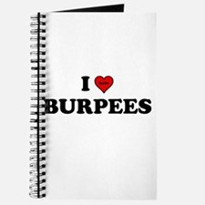 I Heart (hate) BURPEES Journal