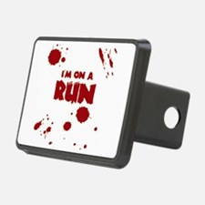 I'm on a run Hitch Cover