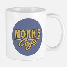 Monks Cafe - as seen on Seinfeld Mugs