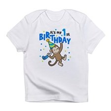 Funny Monkey Infant T-Shirt