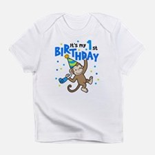 Cute First birthday Infant T-Shirt