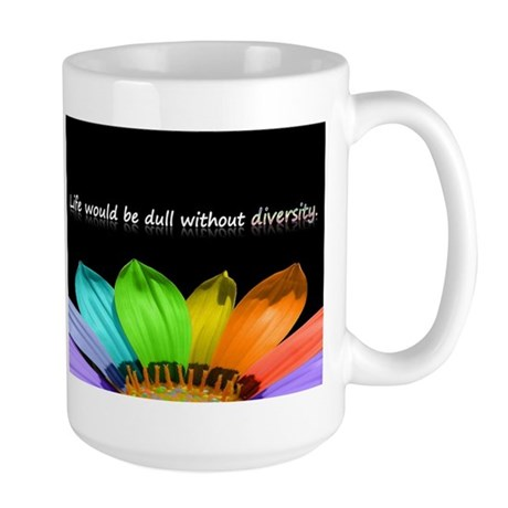 diversity flower Mugs